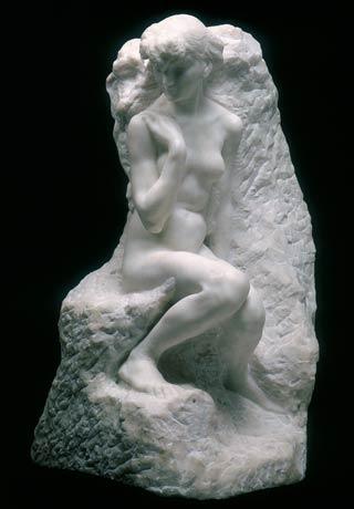 Galatea, 1889, Rodin