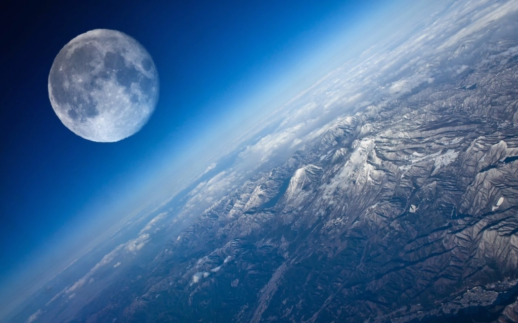 Ay ve Dünyamız