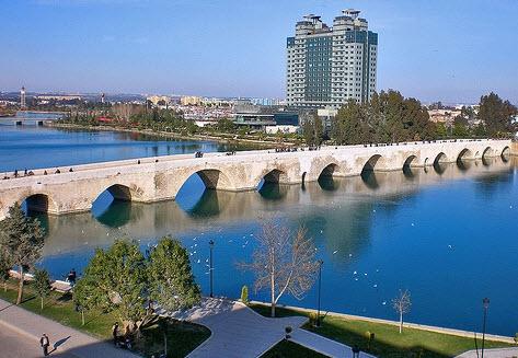 Mavi Seyhan ve Adana