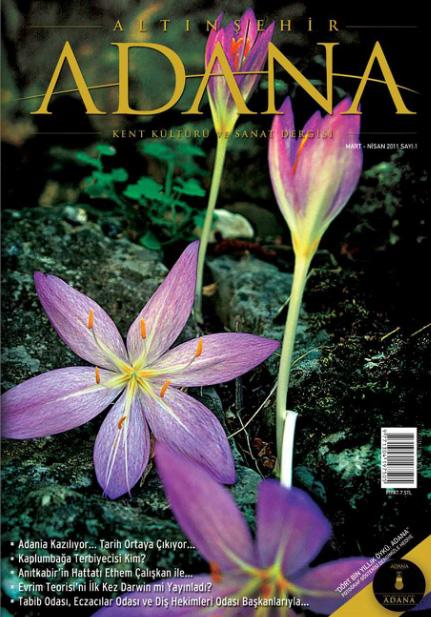 Sayı 1 (Mart - Nisan) 2011