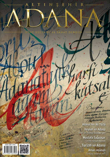 Sayı 4 (Eylül - Ekim) 2011
