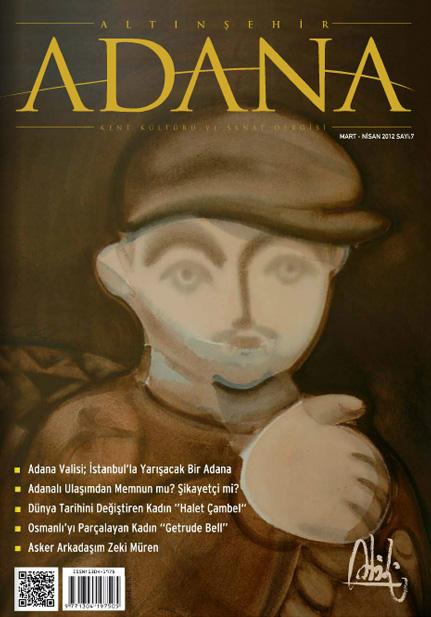 Sayı 7 (Mart - Nisan) 2012