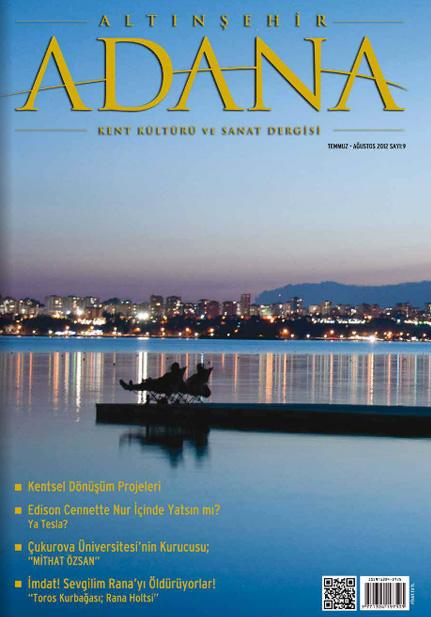 Sayı 9 (Temmuz - Ağustos) 2012